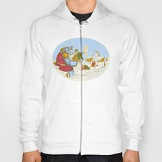 A Chrono to the past Hoody