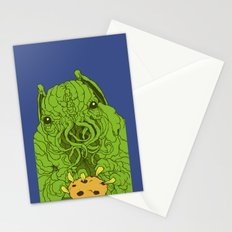 cthulhu wants a cookie Stationery Cards