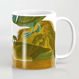 Harlequin Duck Coffee Mug