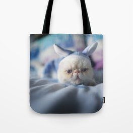 a case of Mistaken Identity Tote Bag