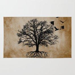 Tree of Life - Crow Tree A823 Rug