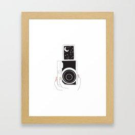 The Original Instagram Framed Art Print