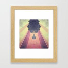 // Mothership // Framed Art Print