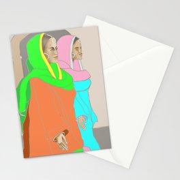 Punjabi Mutiyars 3 Stationery Cards