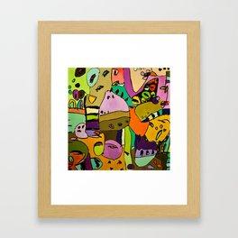 Realized Framed Art Print