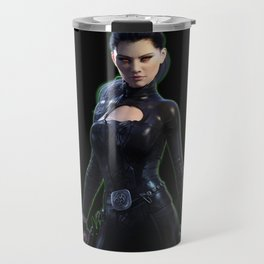 Protected by the Damned Travel Mug