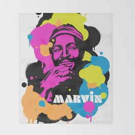 Soul Activism :: Marvin Throw Blanket