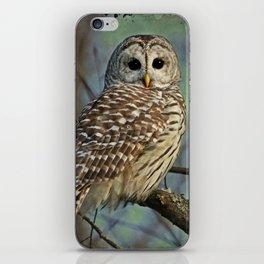Woodland Goddess iPhone Skin