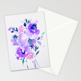 Flowers 7 Stationery Cards