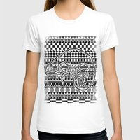 ethnic T-shirts featuring ethnic by jun salazar