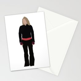 Rose Tyler: Bad Wolf Stationery Cards