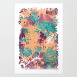 The Melting Pot Art Print