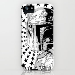 Boba Star iPhone Case
