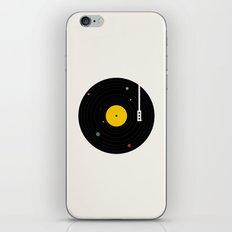 Music, Everywhere iPhone & iPod Skin