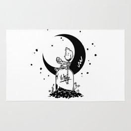 Night at Skull Rug