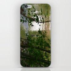 Sneek Peek iPhone & iPod Skin