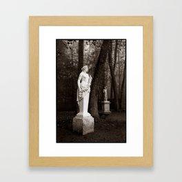 Bassin d'Apollon, Versailles Framed Art Print