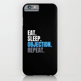 Law Students Funny Lawyer Gift iPhone Case