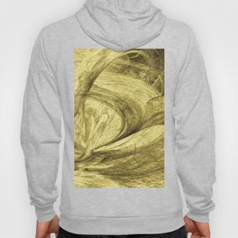 Flying threads of gold Hoody