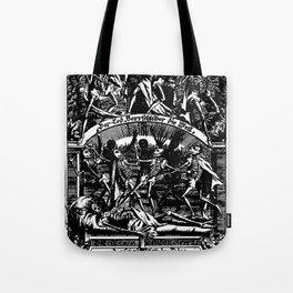 KING DEATH'S RITUAL Tote Bag
