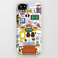 Collage Slim Case iPhone (5, 5s)