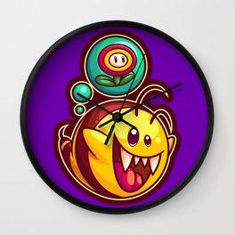 Boo Bee Wall Clock