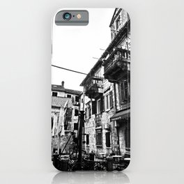 Back Alley iPhone Case