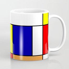 Mondrian #84 Coffee Mug