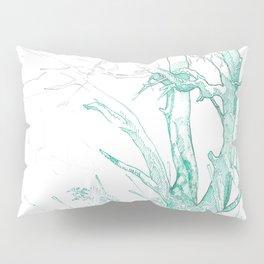Madrone Tree Pillow Sham