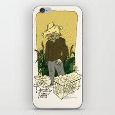 Real in the field... iPhone & iPod Skin