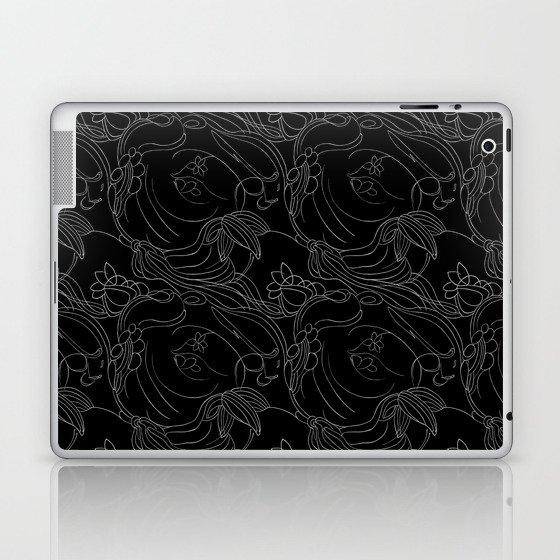 Beijaflorando Laptop & iPad Skin