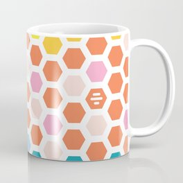 Colorful Dots Coffee Mug