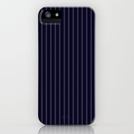 Perfect Pinstripes by Leslie Harlow iPhone Case
