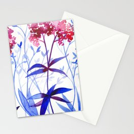 Garden by the Sea Stationery Cards