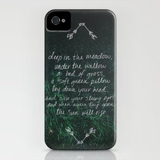 Rue's Song iPhone (4, 4s) Slim Case