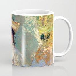 John Singer Sargent 1888 Morning Walk Coffee Mug