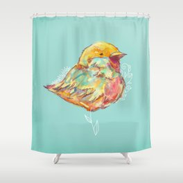 Cru Cru  Shower Curtain