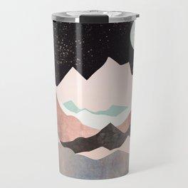 Midnight Stars Travel Mug