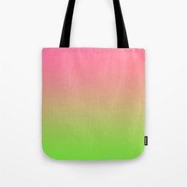 NEW ENERGY - Minimal Plain Soft Mood Color Blend Prints Tote Bag
