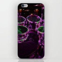 Drums iPhone Skin