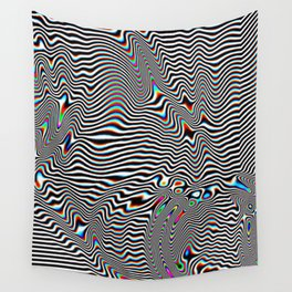 Prism Slicks Wall Tapestry