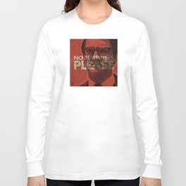 No surprises please Long Sleeve T-shirt