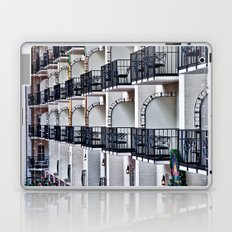 Balconies Laptop & iPad Skin