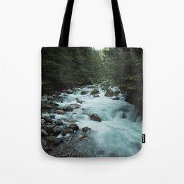 Pacific Northwest River II Tote Bag