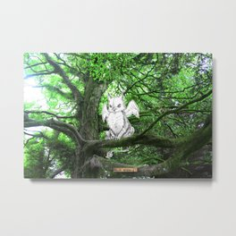 owl griffin Metal Print