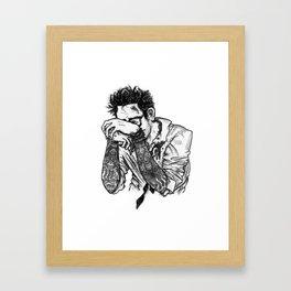 Newton Geiszler Framed Art Print