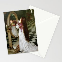 John William Waterhouse - Mariana in the South Stationery Cards