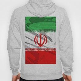 Iran Fancy Flag Hoody