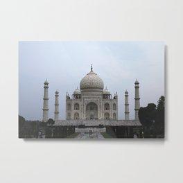 Taj Mahal I Metal Print
