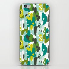 Painted Camo iPhone & iPod Skin